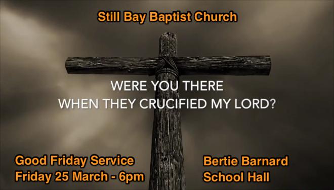 Were you there - invite