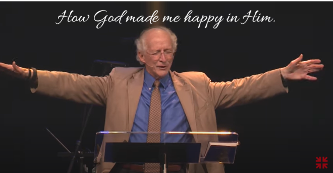 how god made me happy