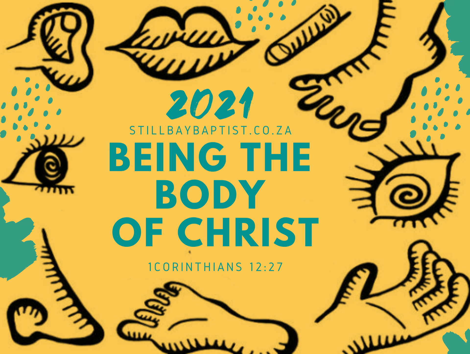 Being the Body of Christ - Logo